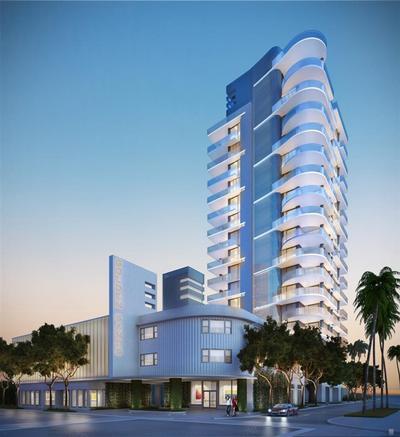 Luxusní apartmány L´Atelier Condo, Miami Beach, Florida, USA