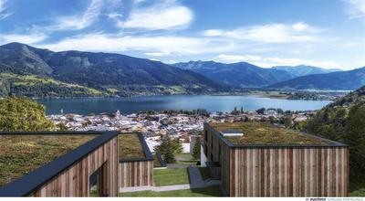 Luxusní apartmány s výhledem na jezero, Zell am See, Rakousko