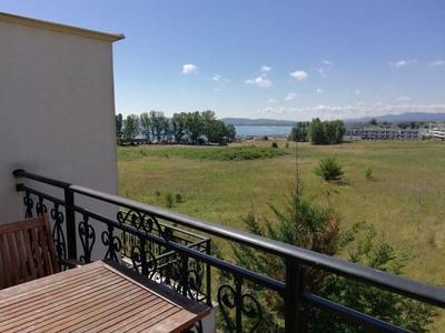 Útulný apartmán s dílčím výhledem na moře, Černomorec, Bulharsko