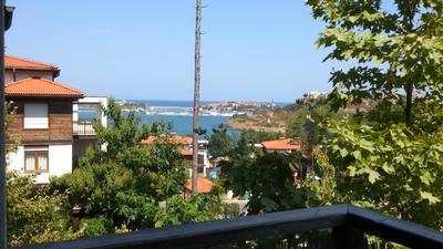 Apartmán v resortu v první řadě u moře, Sozopol, Bulharsko