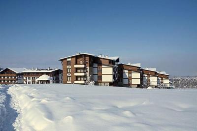 Moderní studio v zimním středisku Green Life, Bansko, Bulharsko