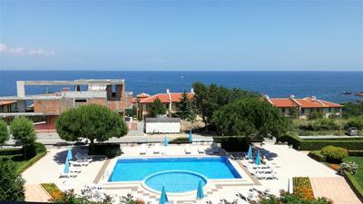 Atraktivní apartmán s výhledem na moře, Sozopol, Bulharsko