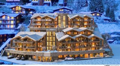 Nový moderní apartmán v lyžařském středisku, Viehhofen, Rakousko