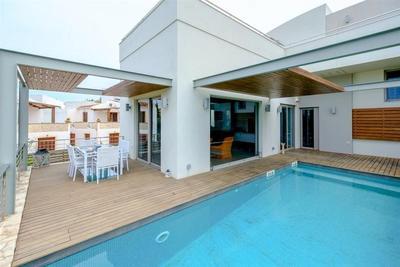 Krásný dům s bazénem a blízko moře, Ag. Apostoloi, Kréta, Řecko