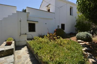 Renovovaný tradiční dům se zahradou, Kréta, Řecko