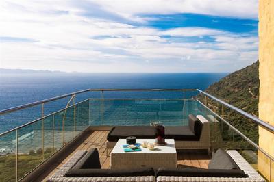 Dvě fantastické vily s otevřeným výhledem na moře, Kréta, Řecko