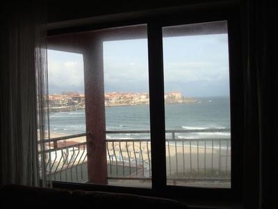 Prostorný apartmán v první řadě u moře, Sozopol, Bulharsko